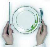 При голодании наблюдается улучшение состояния больного