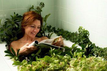 травяные ванночки при остеохондрозе выведут соли из вашего организма