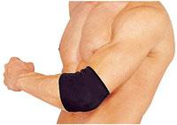 локтевой бондаж ускоряет лечение сустава