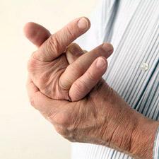 подагра может оказаться причиной боли суставов пальцев рук