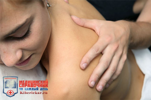 массаж при унковертебральном артрозе