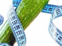 огуречную диета используют для очистки организма