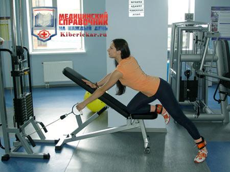 остеохондроз грудного отдела позвоночника гимнастика