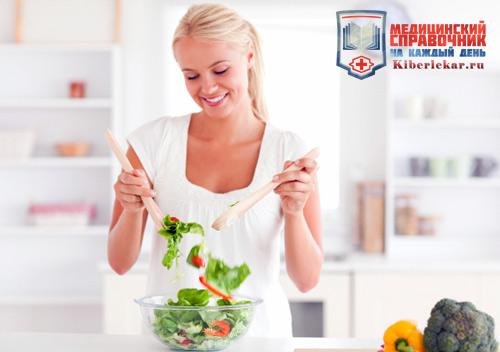 питание при гастрите желудка