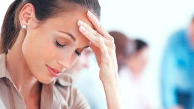 Часто кружиться голова при остеохондрозе