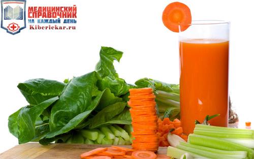 Очень важно соблюдать лечебную диету при гастрите